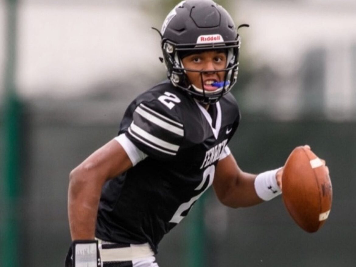 Three highly-regarded juniors have Fenwick fired up