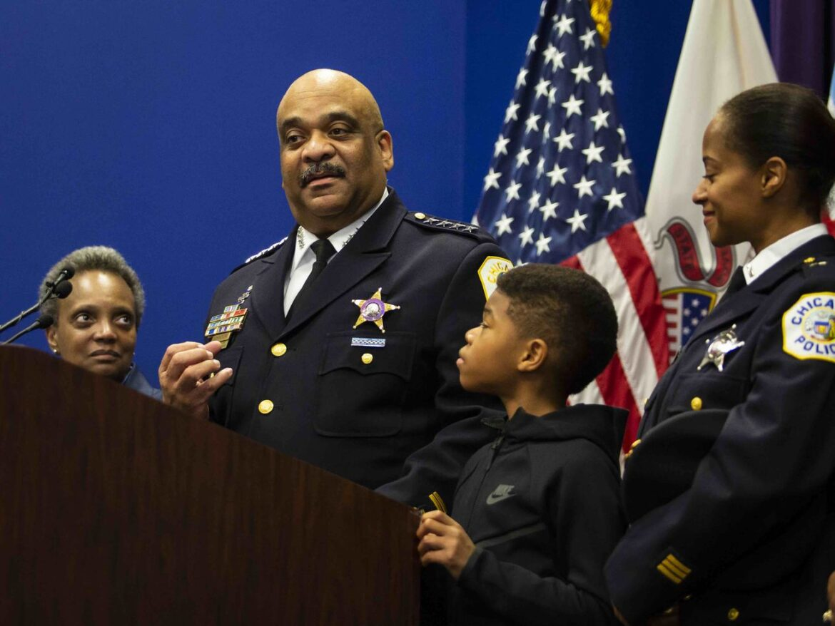 Former top cop, Eddie Johnson, speaks out about sexual abuse accusation