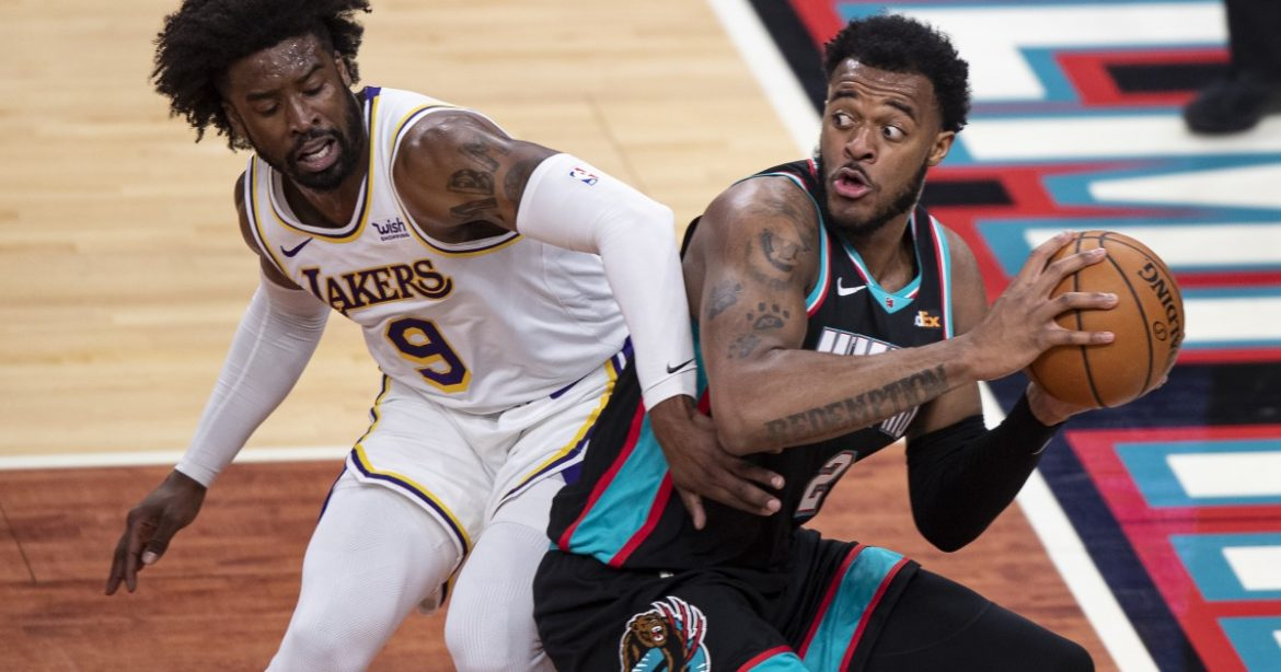 Lakers guard Wesley Matthews gets emotional discussing Jacob Blake decision