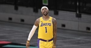 Lakers sharpshooter Kentavious Caldwell-Pope is taking it 'to another level'