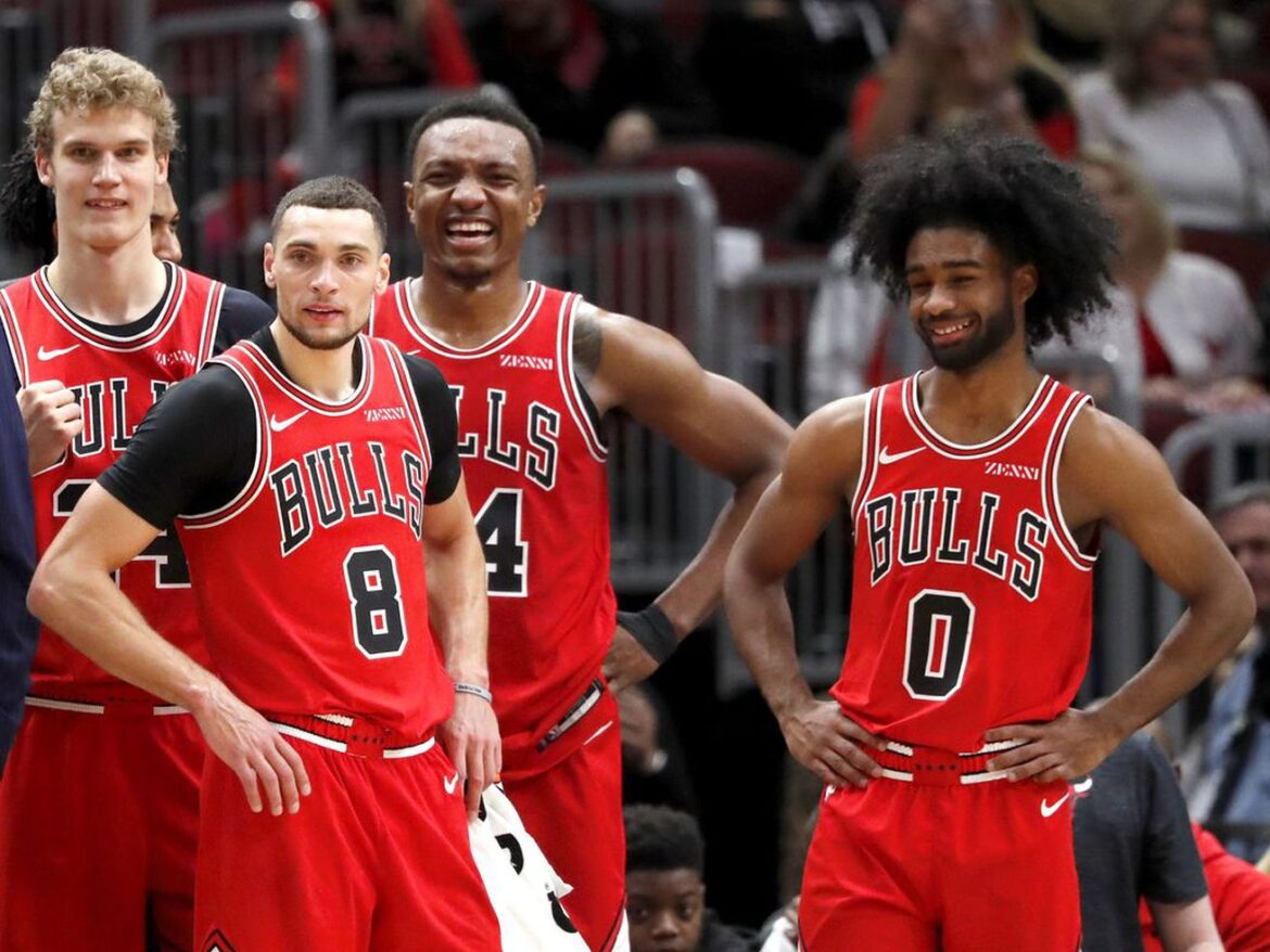 The Bulls hope to have the gang all together again soon … well, almost