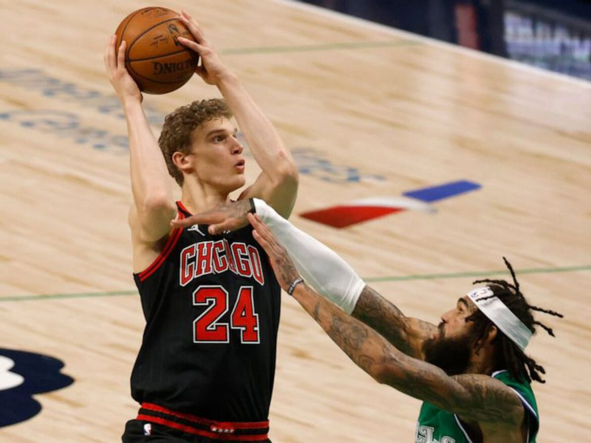 Bulls bounce back in victory over Mavs, finding a different way to win