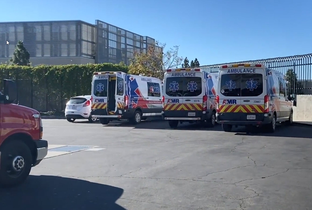 LA County ambulances directed not to transport patients with little chance of survival