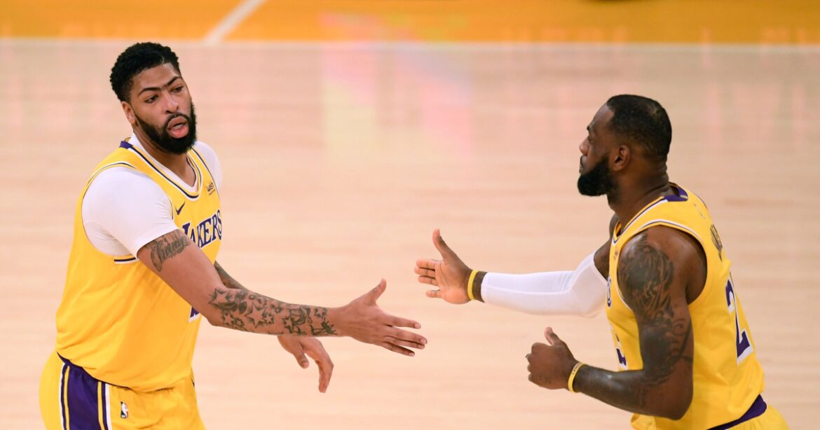 Toughness over talent: LeBron James discusses the Lakers' formula for success