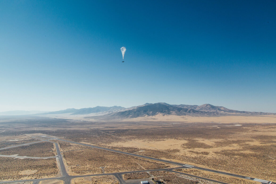 Alphabet scraps 'moonshot' Loon internet balloon project