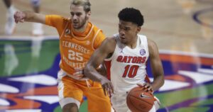 College basketball: Short-handed Florida shocks No. 6 Tennessee
