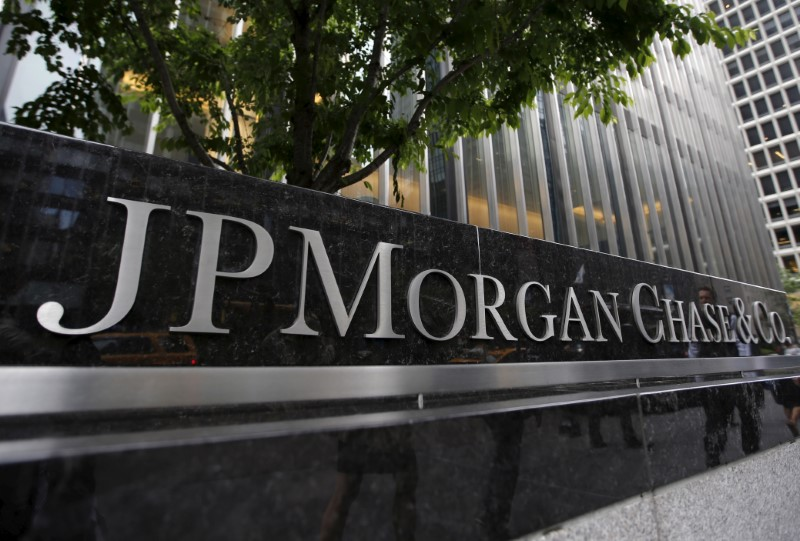 JPMorgan trims loan reserves on hopes for recovery