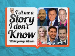 Longtime Chicago sportscaster George Ofman set to launch podcast
