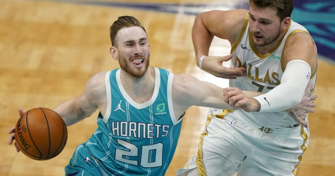 NBA: Luka Doncic leads Mavericks past Hornets in Kristaps Porzingis' return