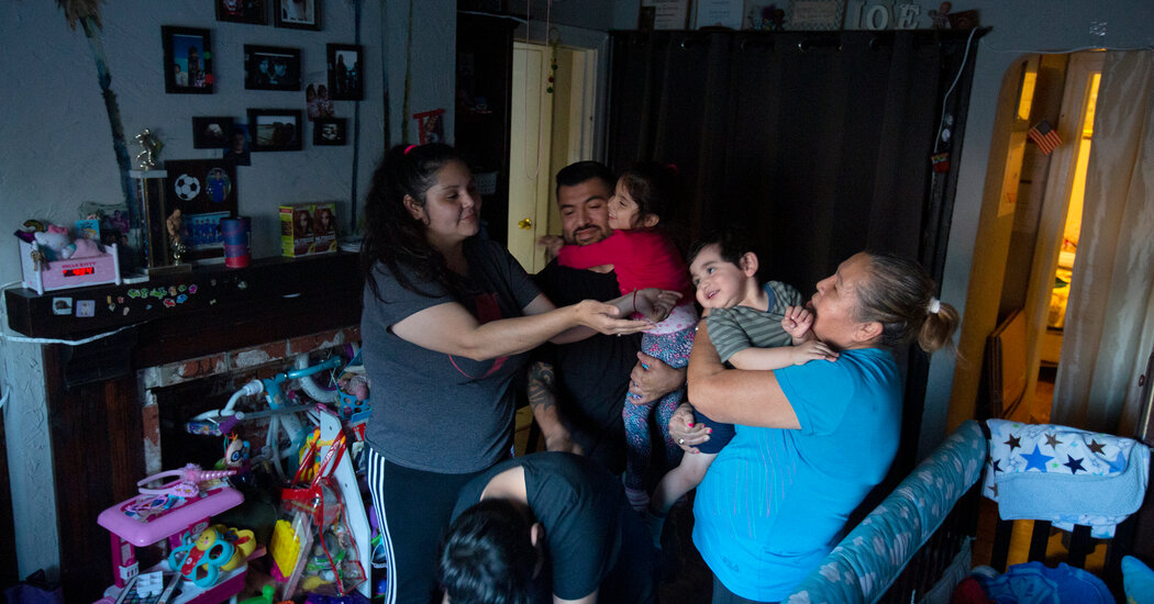 'We Are Forced to Live in These Conditions': In Los Angeles, Virus Ravages Overcrowded Homes