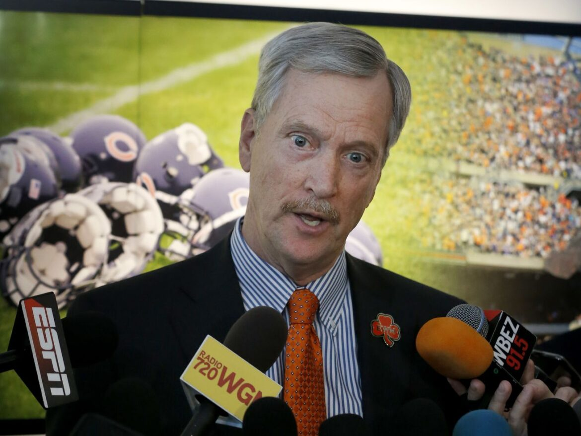 Bears season review: George McCaskey on the hot seat in 2021