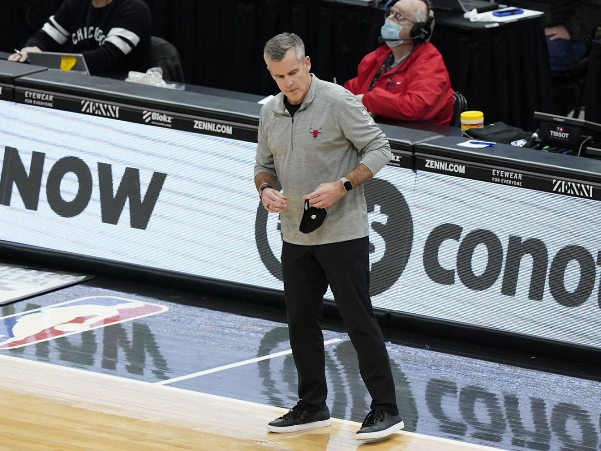 Bulls ownership hopefully learning from the Billy Donovan experience