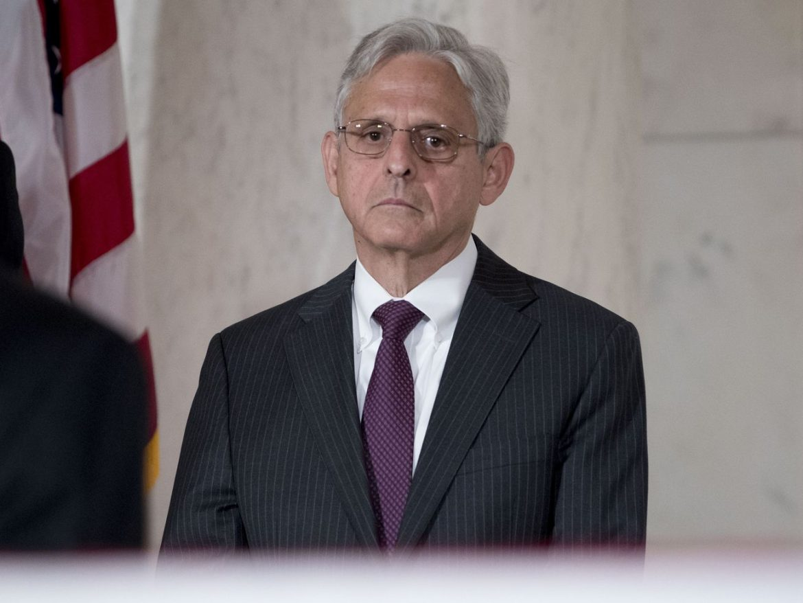 Biden to name judge Merrick Garland as attorney general
