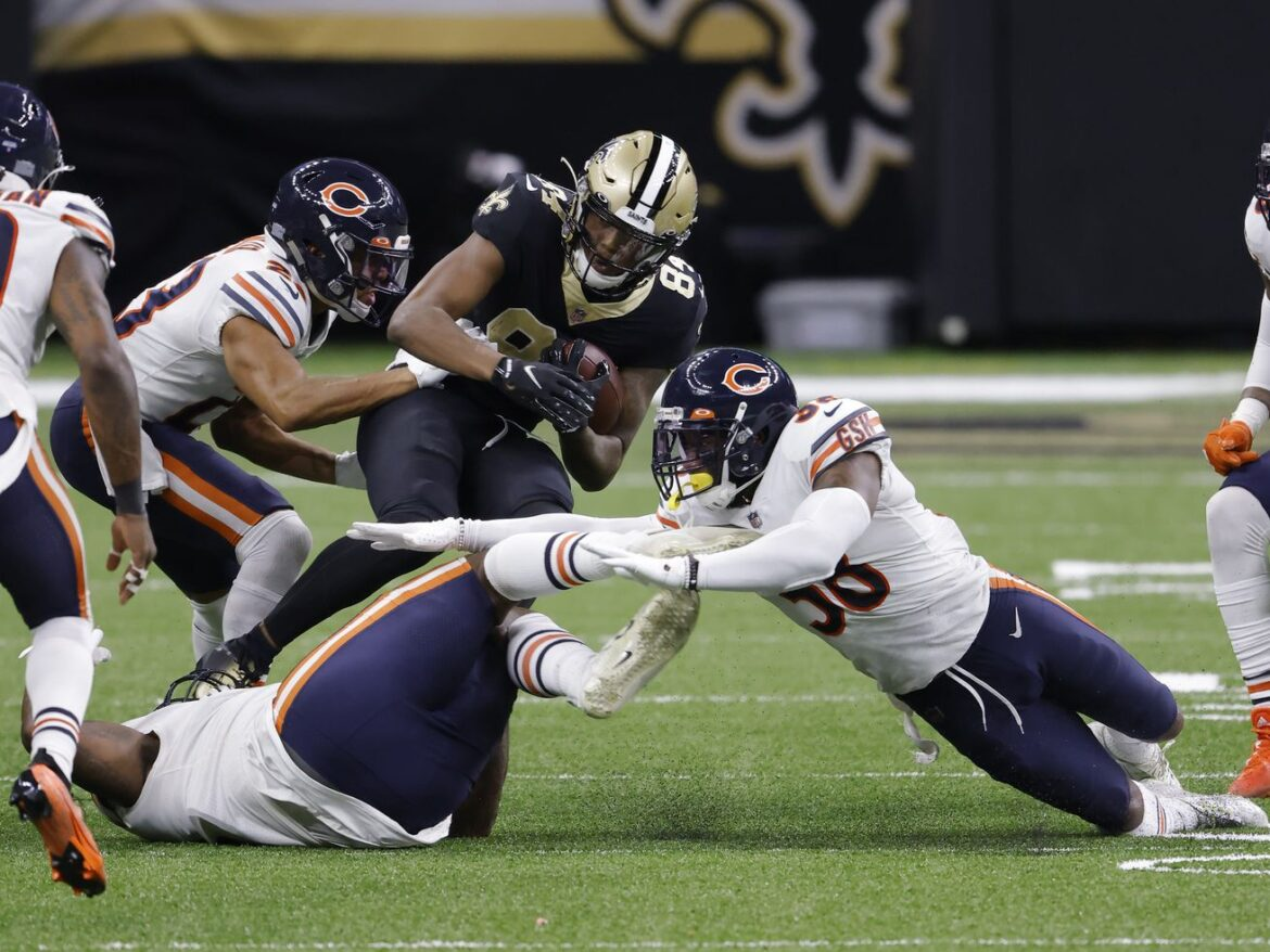 Resilient Bears defense falters in the end — again