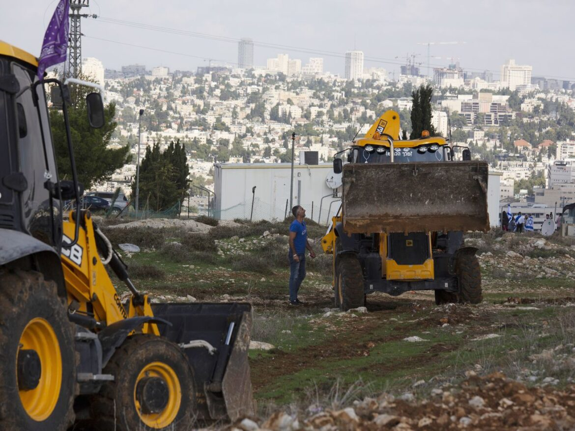 Israel announces new settler homes, risking Biden's anger