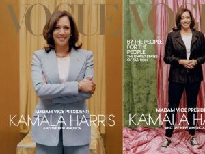 Breaking barriers may be easy part: Vogue magazine Kamala Harris cover foretells  battle to come for respect she's earned