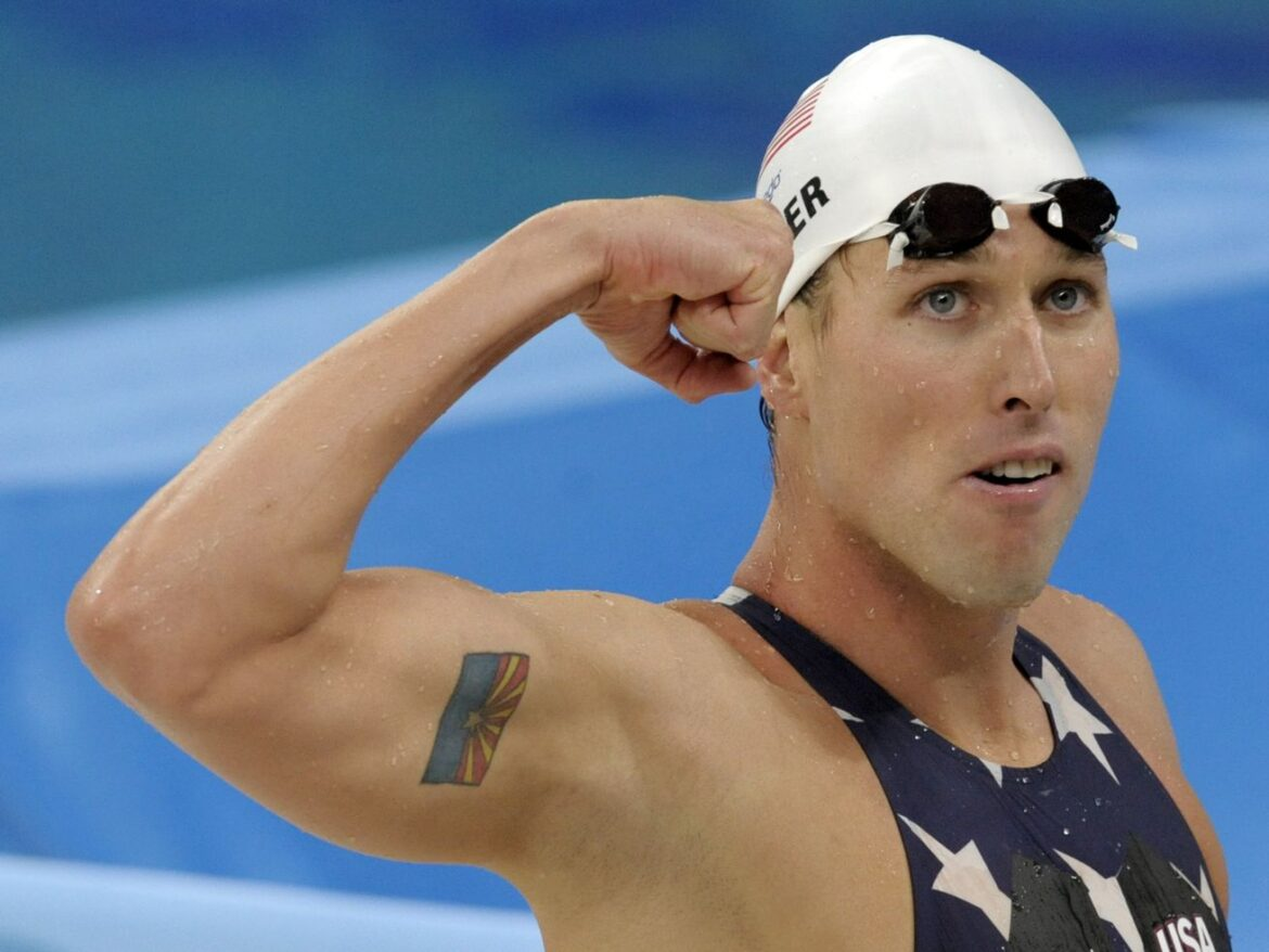 Olympian Klete Keller charged with taking part in US Capitol riot