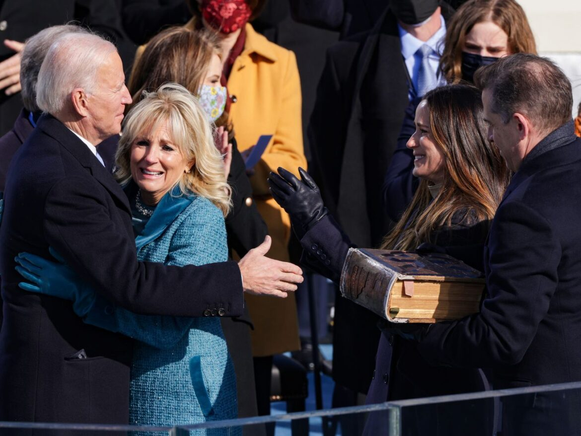 Biden's inauguration goes off with no security issues