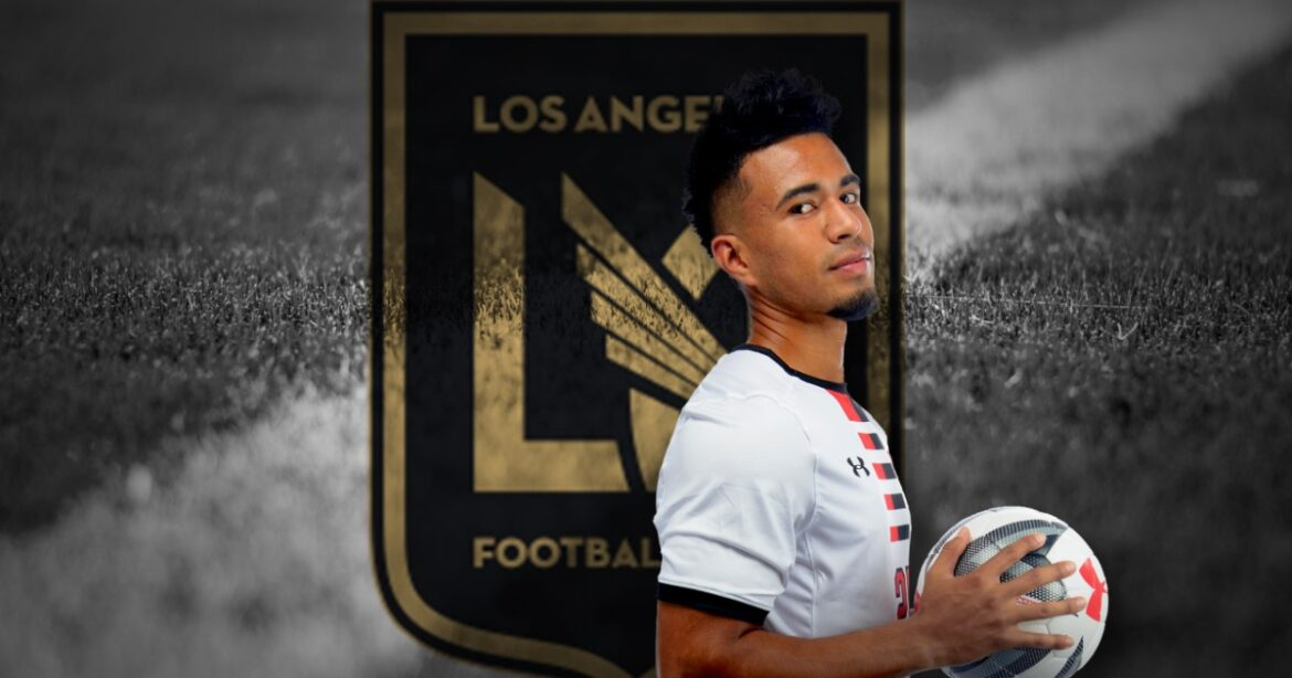 LAFC selects CSUN standout Daniel Trejo at No. 14 in the MLS draft