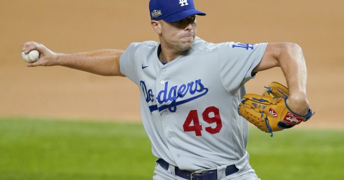 Dodgers continue to build bullpen, re-sign Blake Treinen to a two-year contract