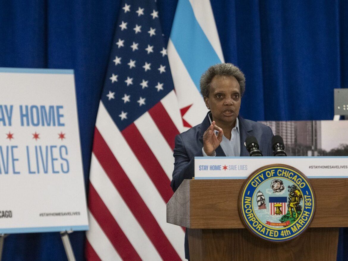Lightfoot extends stay-home advisory to Jan. 22, same as state mandate