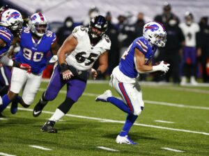 Bills down Ravens, advance to first AFC championship since 1994