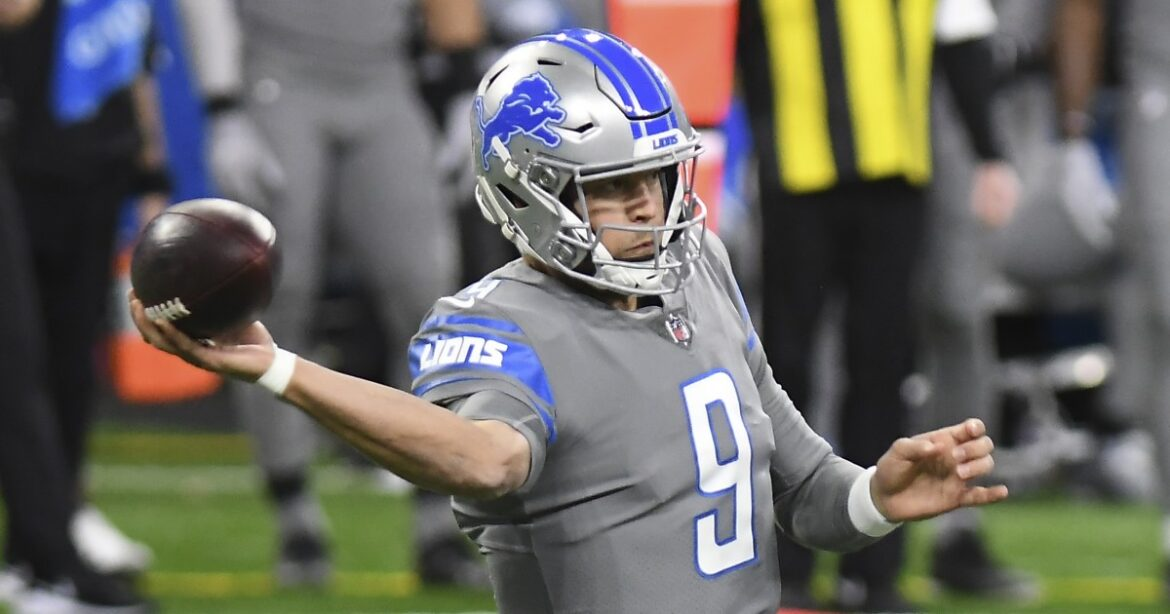 Detroit Lions are looking into trading quarterback Matthew Stafford