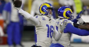 Will Jared Goff be Rams' QB next season? Sean McVay vows to 'evaluate everything'