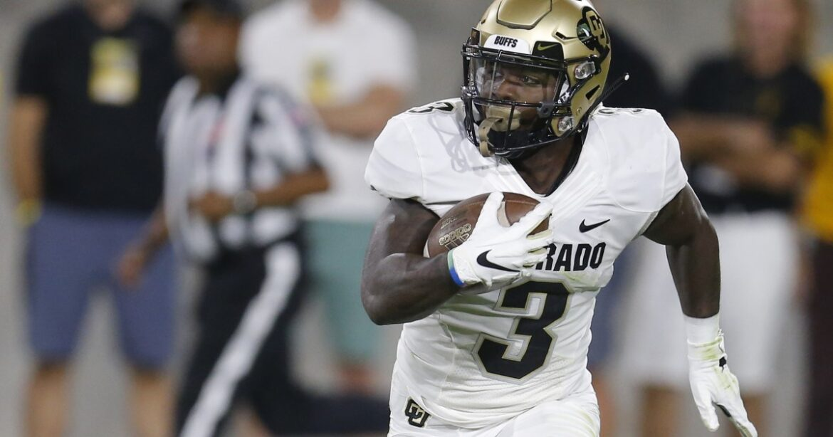 Former Colorado receiver K.D. Nixon will transfer to USC