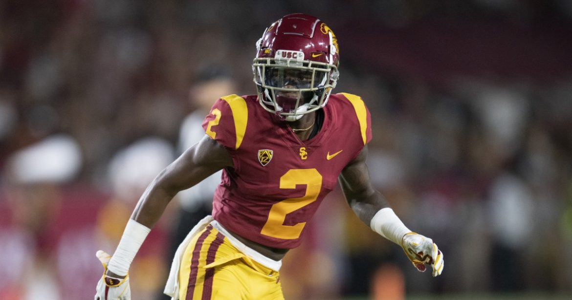 USC cornerback Olaijah Griffin to declare for NFL draft