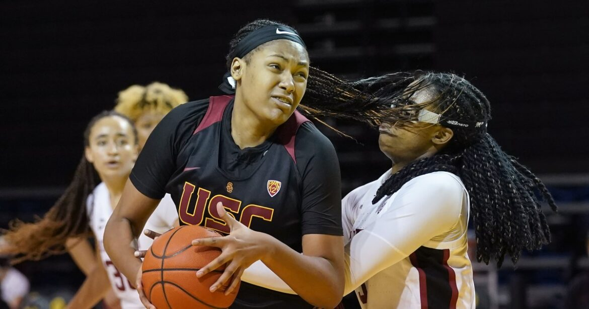 USC can't keep pace with No. 5 Stanford in loss