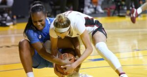 Charisma Osborne lifts No. 6 UCLA women to win over No. 5 Stanford