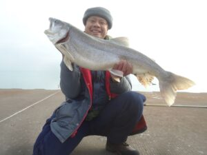 So close to 2020 goal: Sey Jay comes up just short of lake trout aim