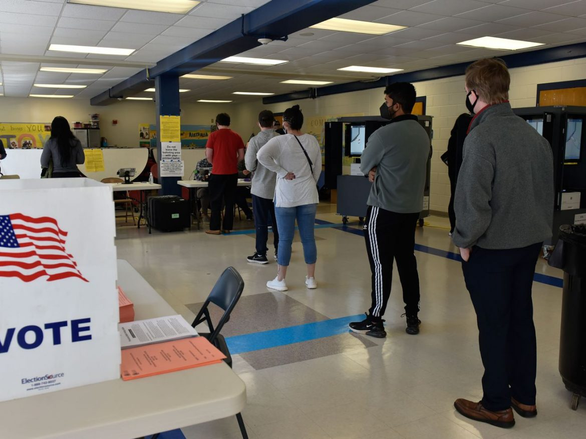 Voting over in Georgia, but the results — and balance of power in the U.S. Senate — still up in the air
