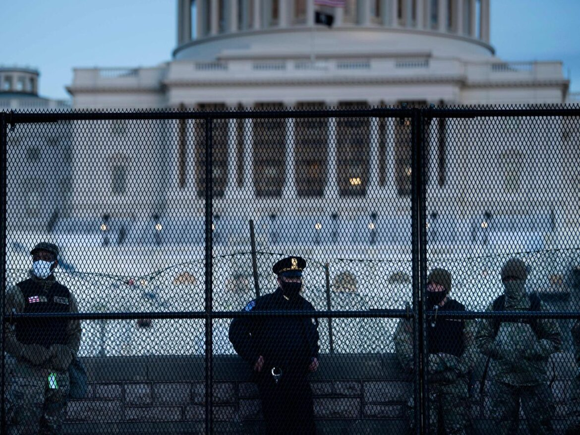 Deadly pro-Trump siege focuses attention on Capitol Police