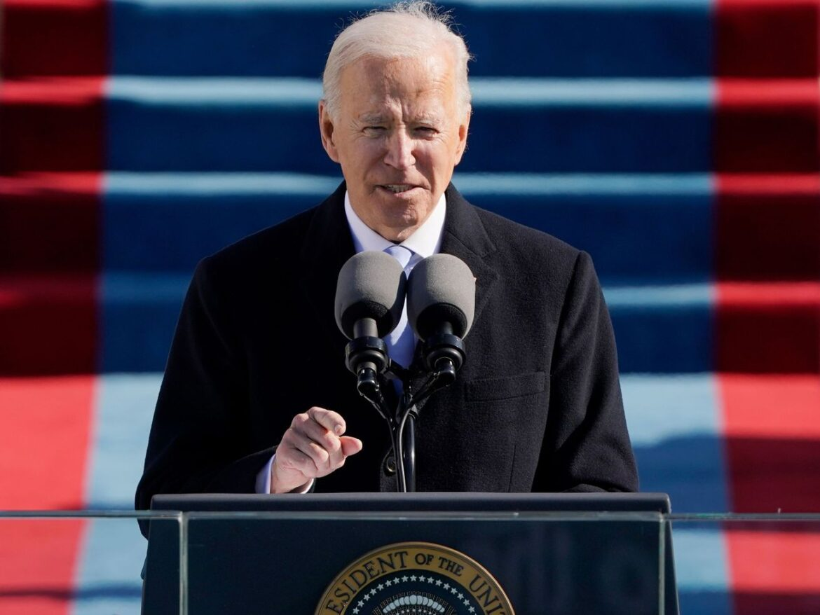 Without soaring rhetoric, Biden offered enough of what we need, but will enough of us rise to his challenge?