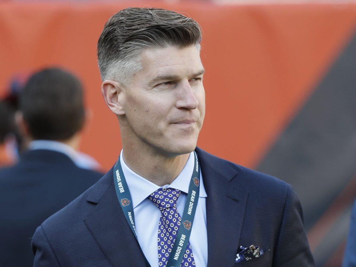 Bet on overly aggressive offseason by Bears GM Ryan Pace with job at stake