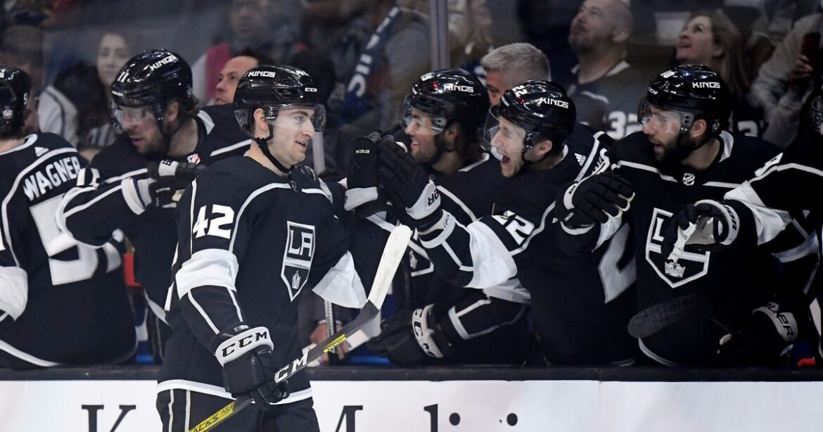 Kings announce active roster for opener against Wild with several players 'unfit'