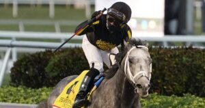 Horse racing newsletter: Knicks Go dominates Pegasus