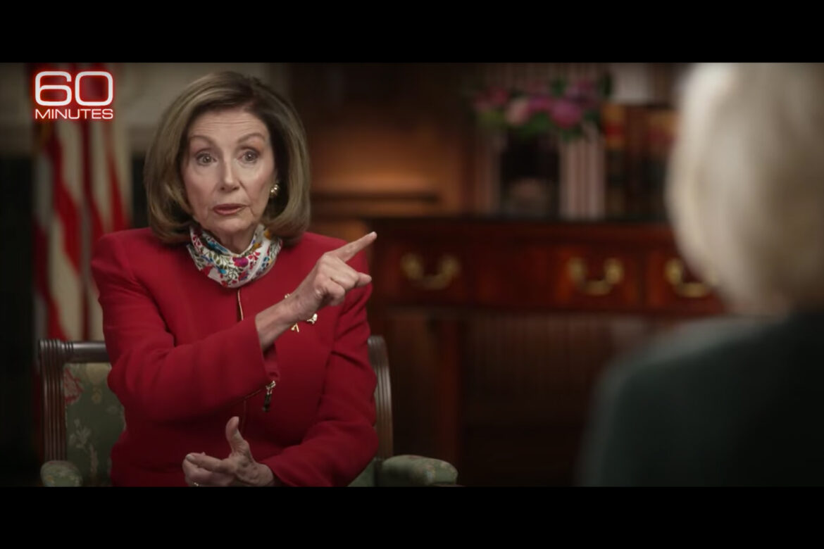 Pelosi: MAGA Mob Was 'Organized' and 'Directed to Get People'