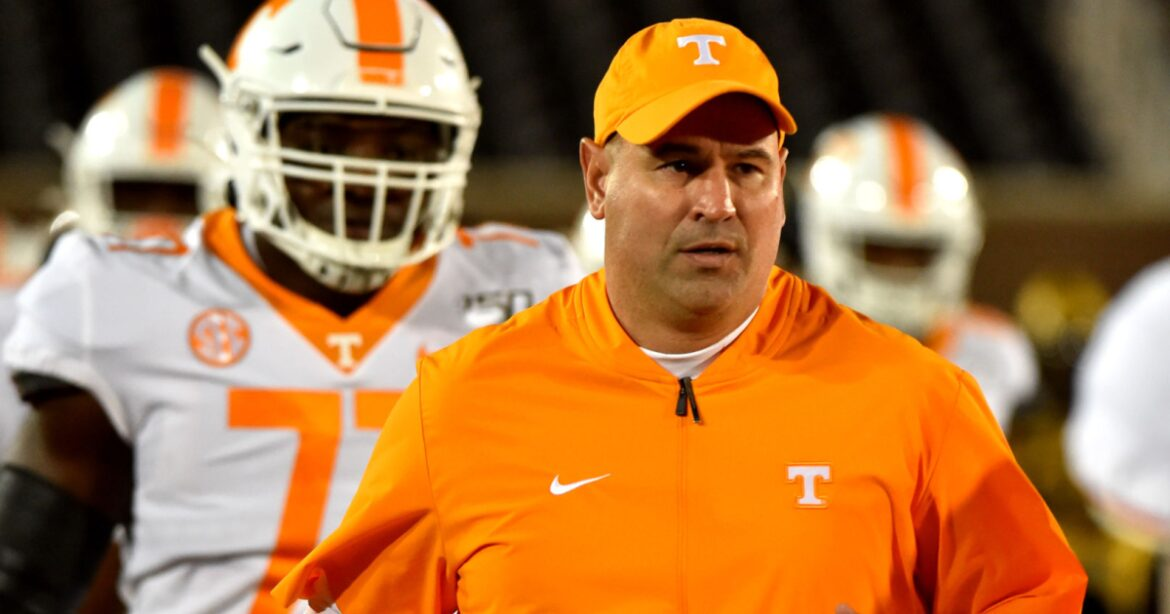Tennessee fires football coach Jeremy Pruitt amid rules investigation