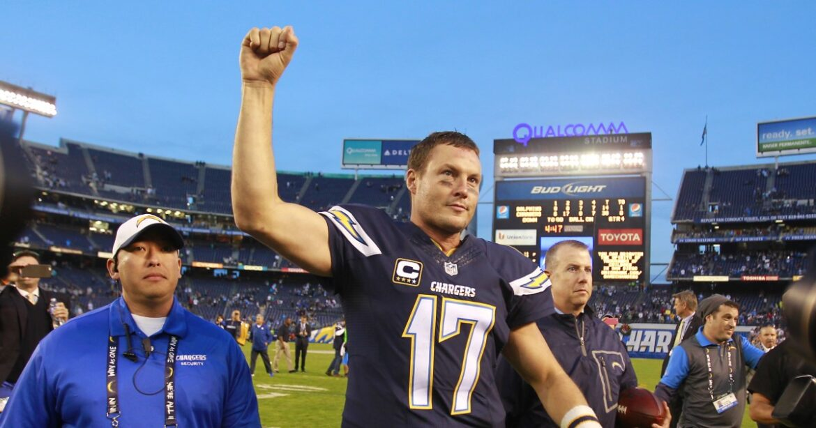 Former Chargers quarterback Philip Rivers retiring from NFL after 17 seasons