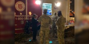 Salvation Army Feeds National Guard, Hope for Peaceful Inauguration Day in Washington