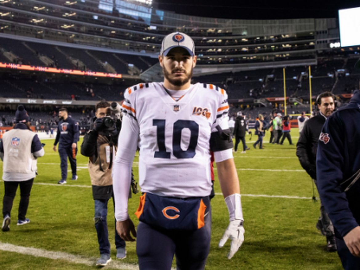 Mitch Trubisky has Bears stuck in neutral