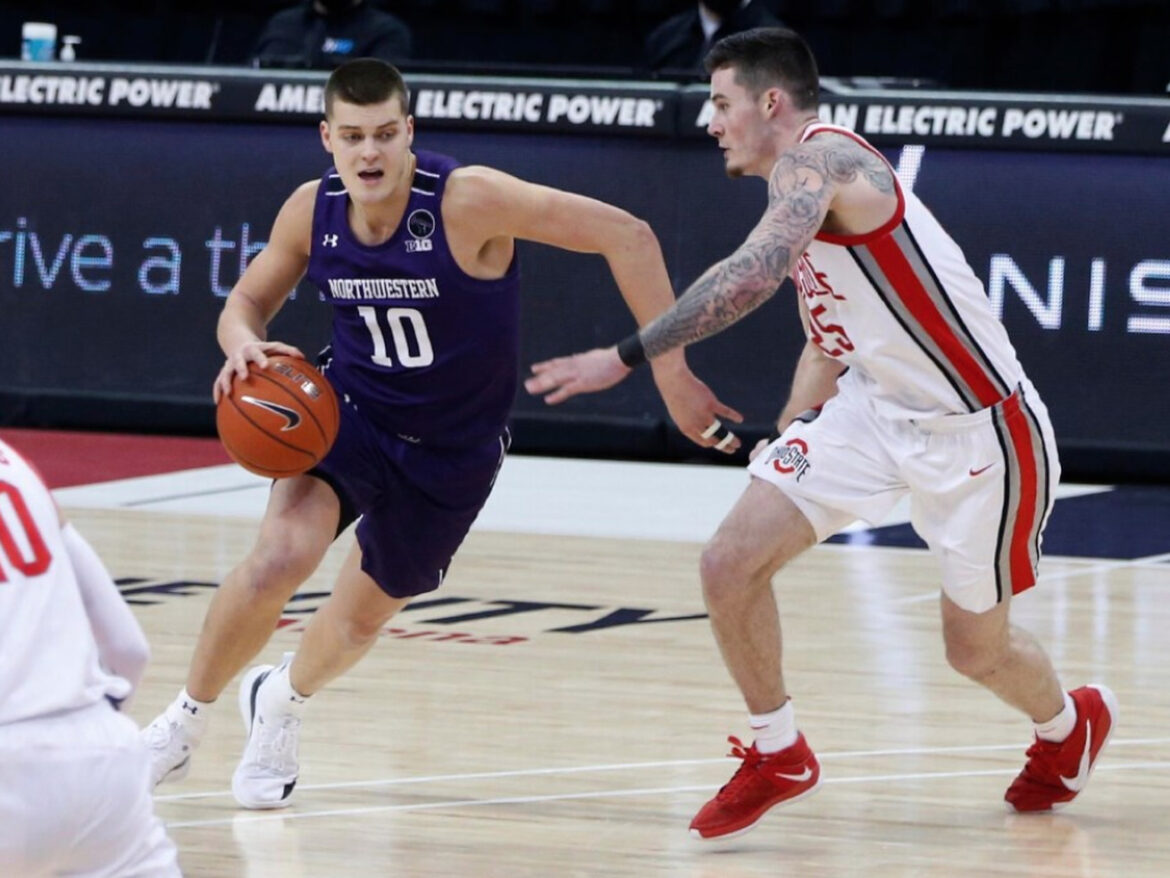 Ohio State pulls away from Northwestern for 81-71 victory