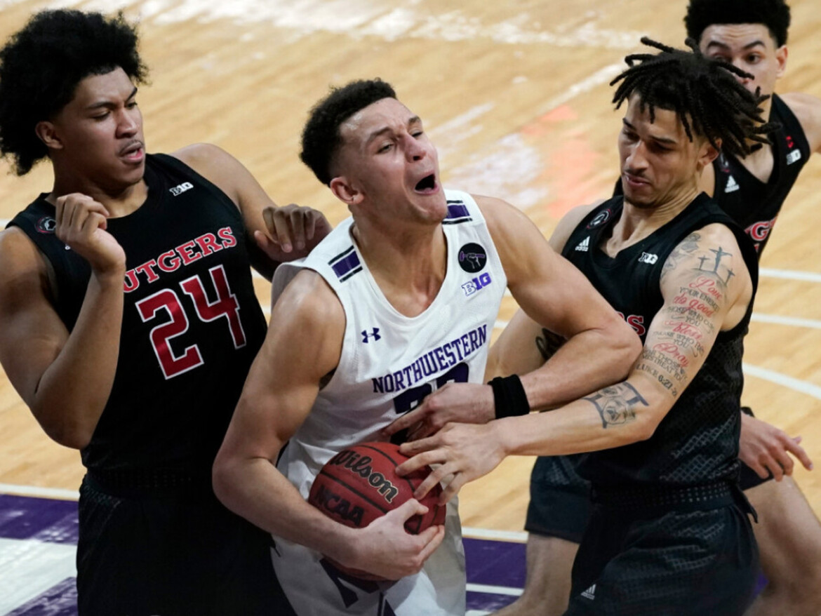 NU falls to Rutgers for eighth loss in a row