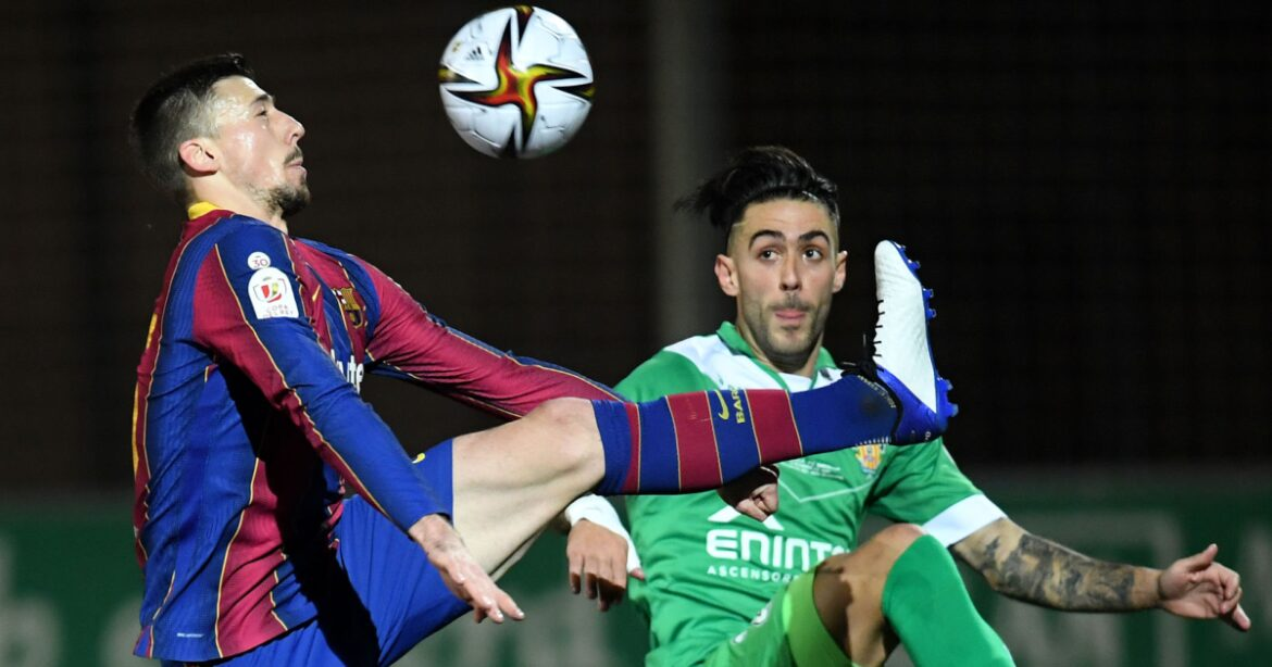 Soccer to watch on TV: Barcelona looks to stay hot with Messi likely out