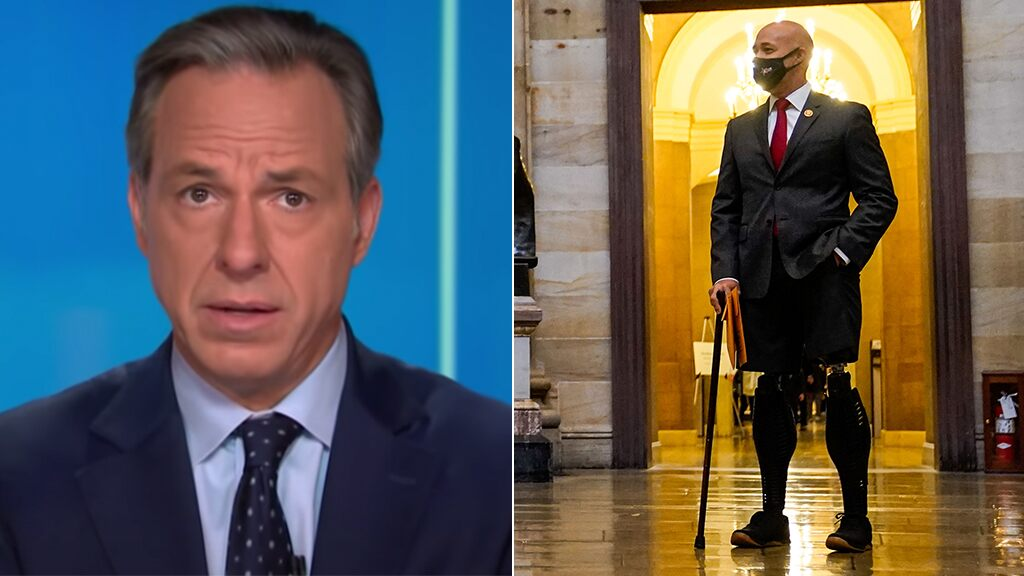 Scalise calls for CNN's Tapper to apologize for 'disgraceful' swipe at amputee veteran Rep. Brian Mast