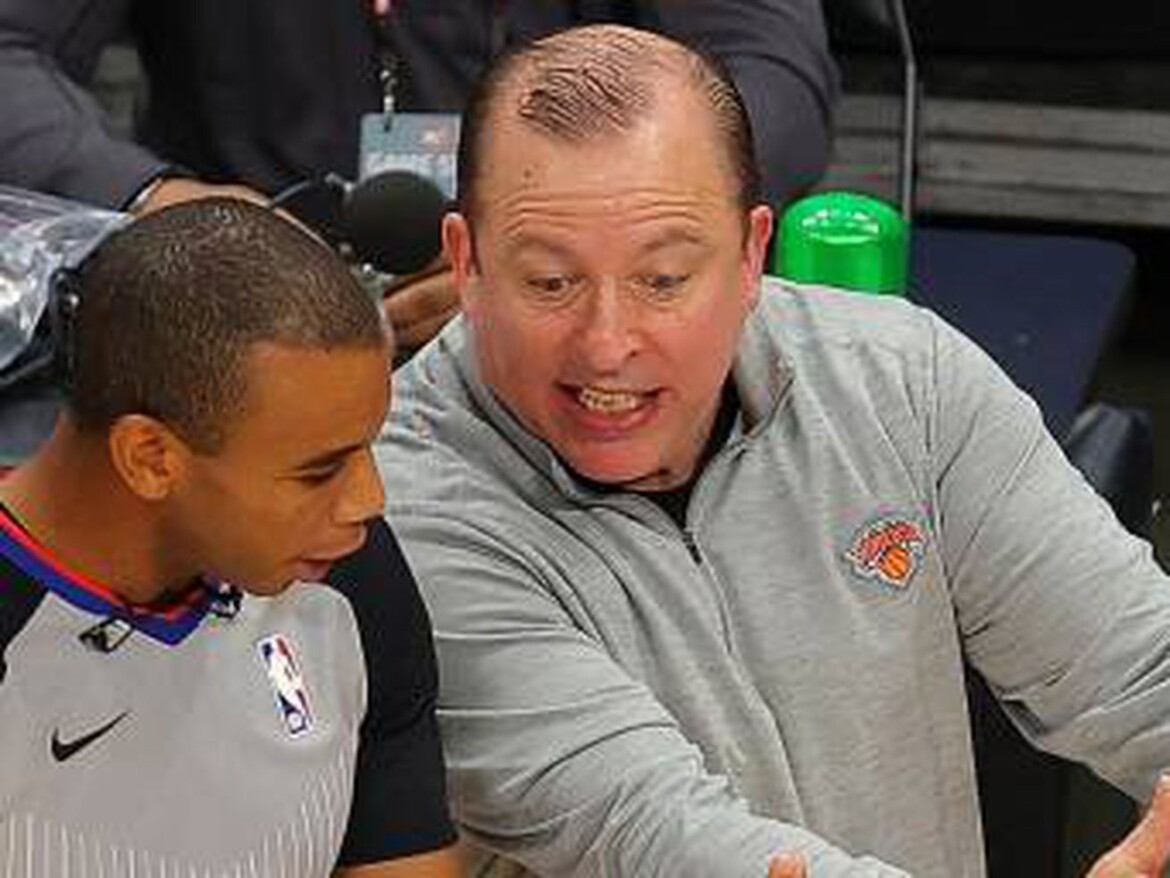 Tom Thibodeau's back, and Bulls better clean up the blood in the water