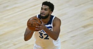 Karl-Anthony Towns tests positive for COVID-19, another game postponed